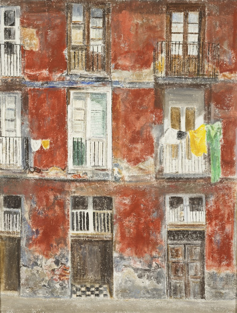 02_Casas rojas_1985_116x89