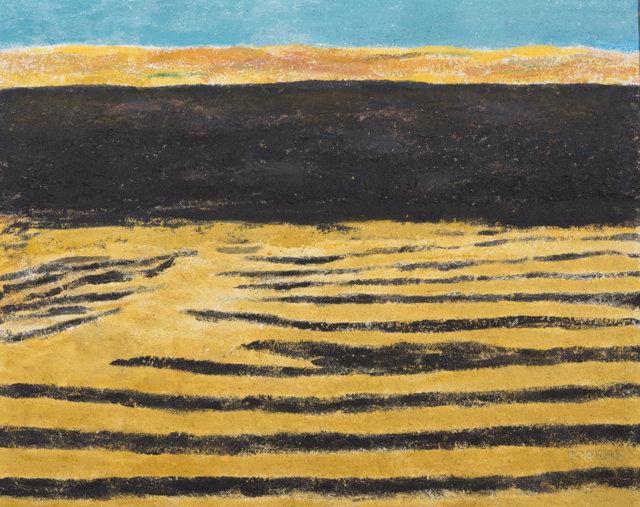 21Paisaje, 1985-97 Técnica mixta sobre lienzo de 65 x 81 cm. (FILEminimizer)