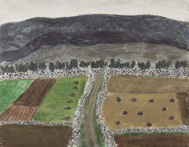 39Paisaje de Oia, 1998, Técnica mixta de 65 x 81 cm. (FILEminimizer)